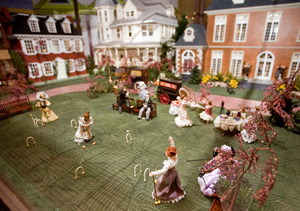 Real Dollhouse